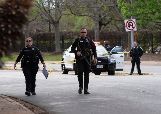 Teksas - Austin - silahlı saldırı