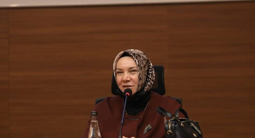AKP Kayseri Milletvekili Hülya Nergis