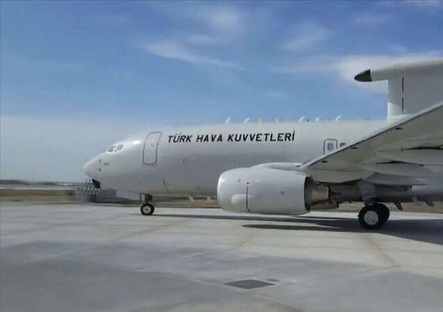 E-7T HİK uçağı, Milli Savunma Bakanlığı, Türk Hava Kuvvetleri
