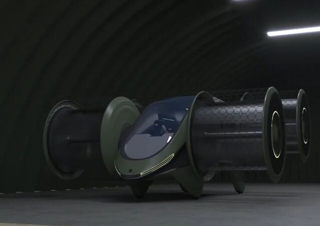 Rusya'da 6 kişi taşıyabilen döngüsel motorlu uçan otomobilin geliştirilmesine başlandı