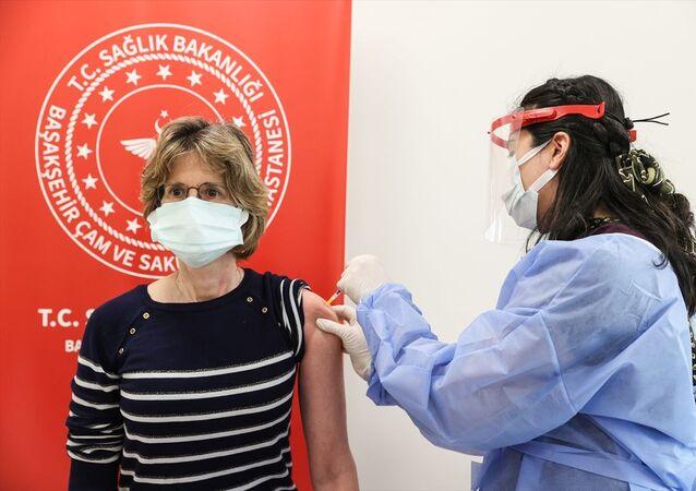 aşı Türkiye