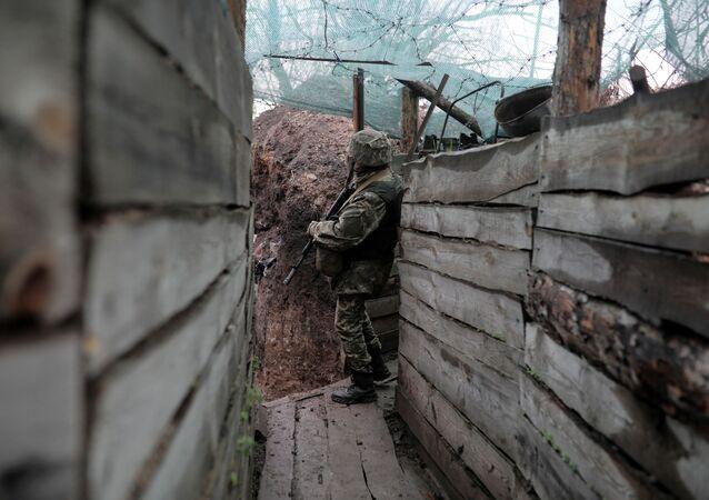 Ukrayna asker