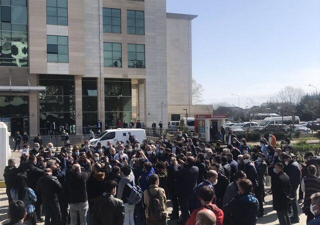 Trabzon Emek ve Demokrasi Güçleri - Metin Lokumcu davası