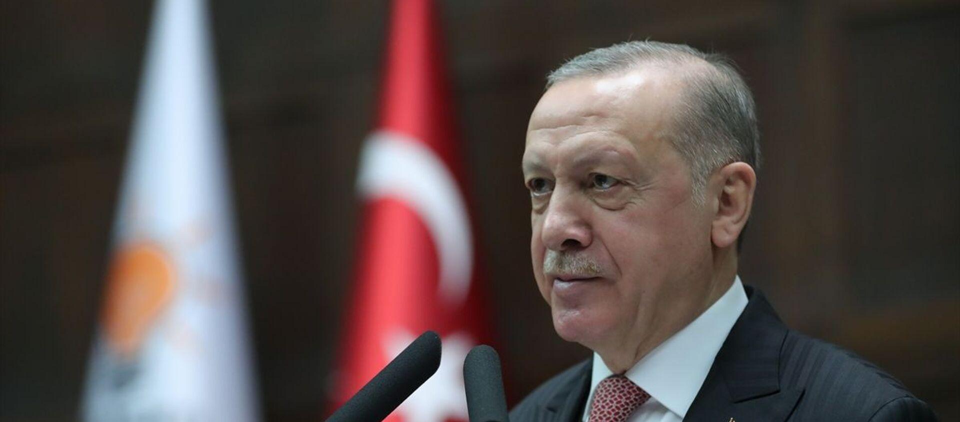 Recep Tayyip Erdoğan - Sputnik Türkiye, 1920, 22.04.2021