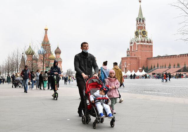 Rusya, Moskova, koronavirüs