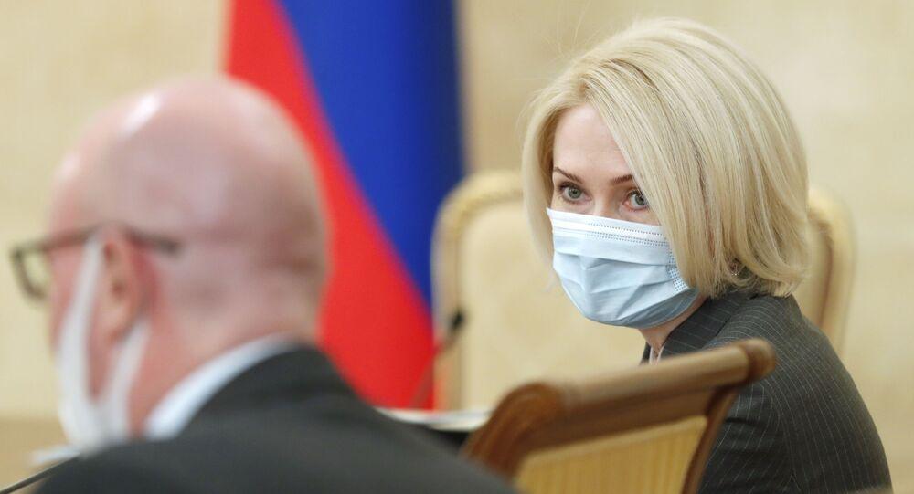 Rusya Başbakan Yardımcısı Victoria Abramçenko
