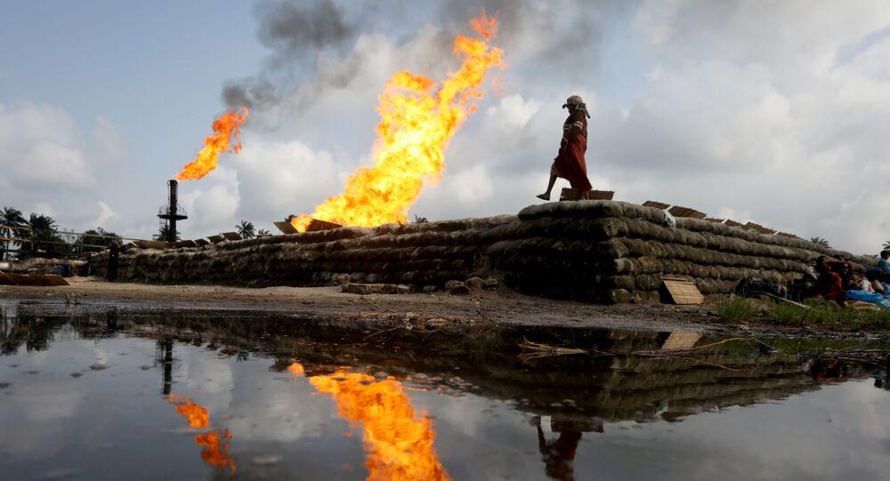 Nijerya petrol