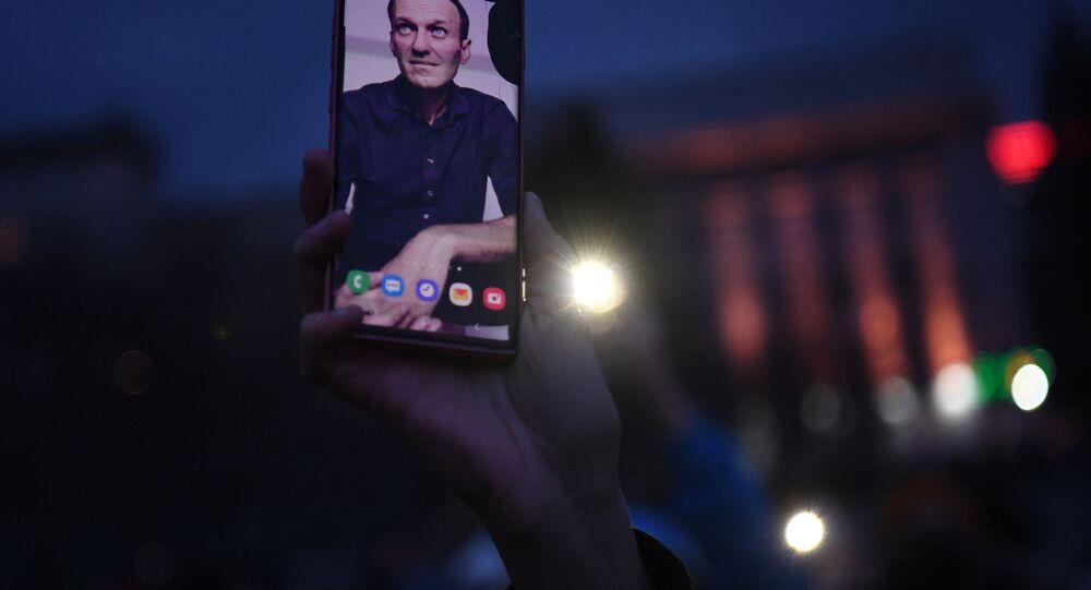 Aleksey Navalnıy protestoları