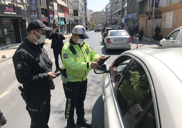 polis / denetim / asayiş