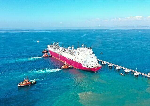 Ertuğrul Gazi gemisi