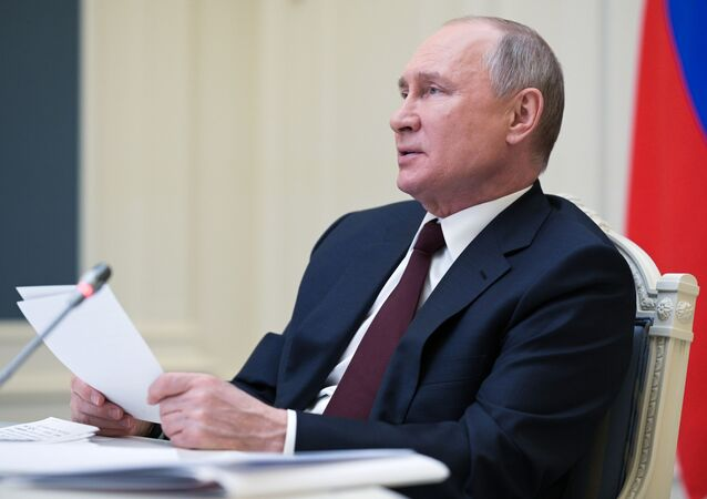 İklim Zirvesi-Vladimir Putin