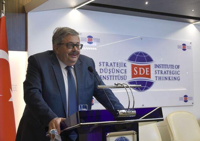 Rusya'nın Ankara Büyükelçisi AlekseyYerhov