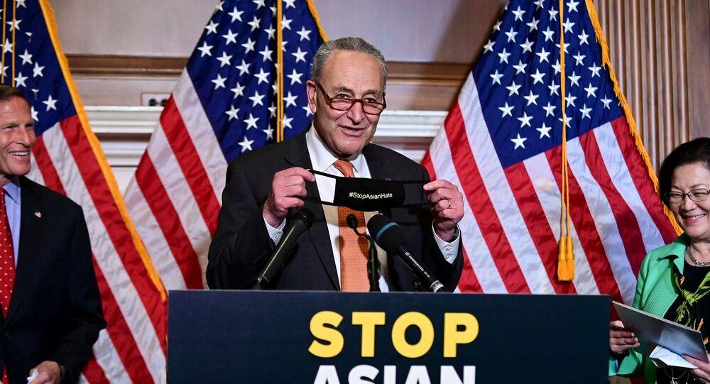 ABD Senatosu, ülkede Kovid-19 döneminde Asya kökenlilere karşı artan nefret suçlarının engellenmesine yönelik yasa tasarını kabul etti.