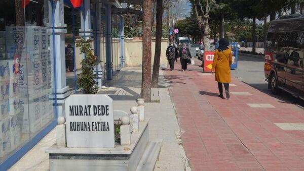 Amasya mezarlık - Sputnik Türkiye