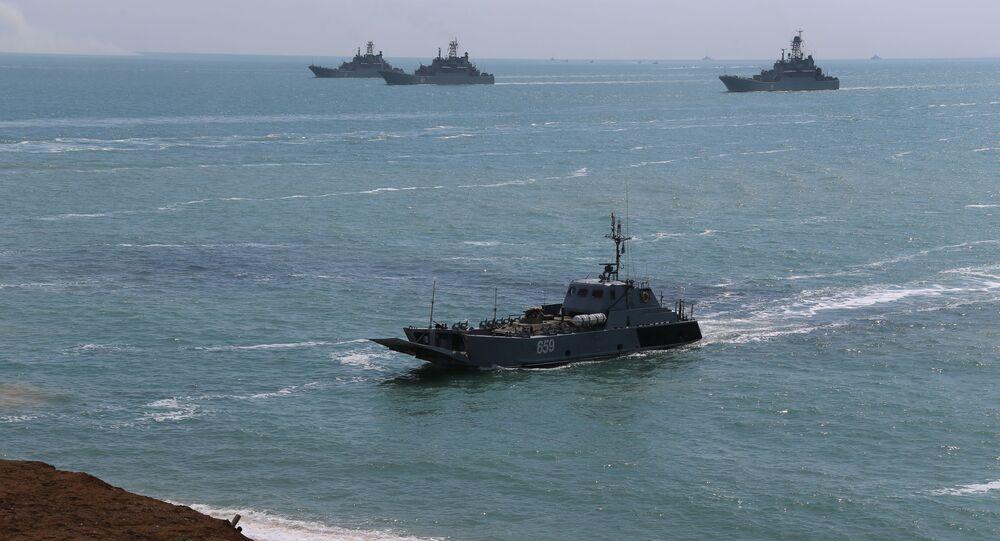 Rusya Savunma Bakanlığı: Karadeniz Filosu'ndaki savaş gemileri, Kırım'daki tatbikatların ardından üslerine döndü