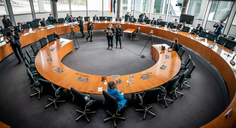 Almanya'da Wirecard skandalıyla ilgili kurulan Federal Meclis Araştırma Komisyonu'nda Başbakan Angela Merkel ifade verdi.