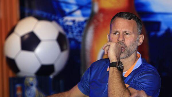 'Kadına şiddet' suçlamasıyla yargılanan Ryan Giggs, Euro 2020de Galler'in başında olamayacak - Sputnik Türkiye