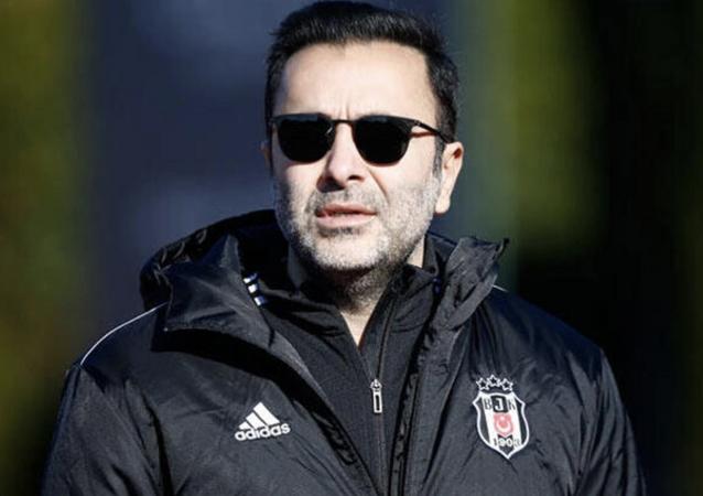 Beşiktaş Asbaşkanı Emre Kocadağ