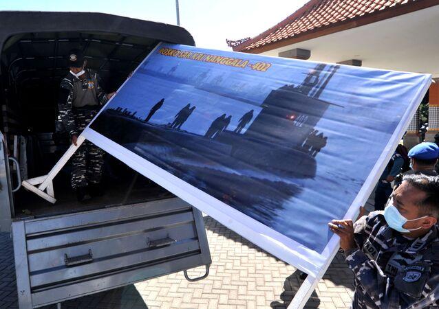 Endonezya'da 21 Nisan'da kaybolan denizaltı