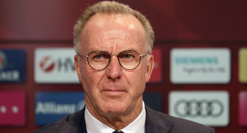 Bayern Münih Başkanı Rummenigge: 'Avrupa Süper Ligi' projesi 'kesin olarak' bitti