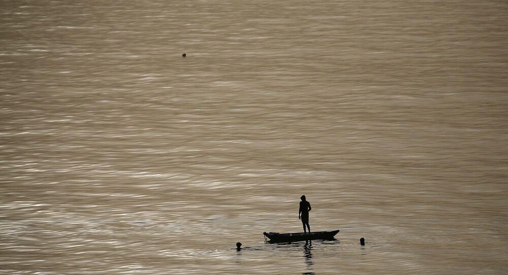 Gazze - balıkçılar