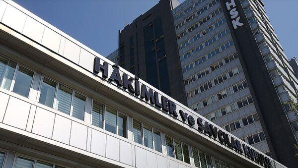 Hakimler ve Savcılar Kurulu (HSK) - Sputnik Türkiye