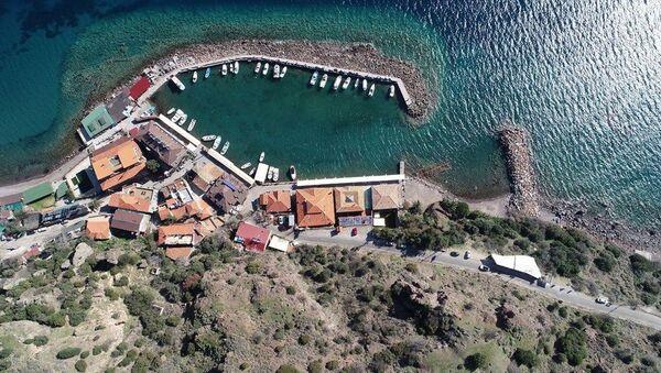 Assos Antik Limanı - Sputnik Türkiye