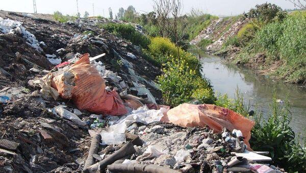 Adana'daki çöpler - Sputnik Türkiye