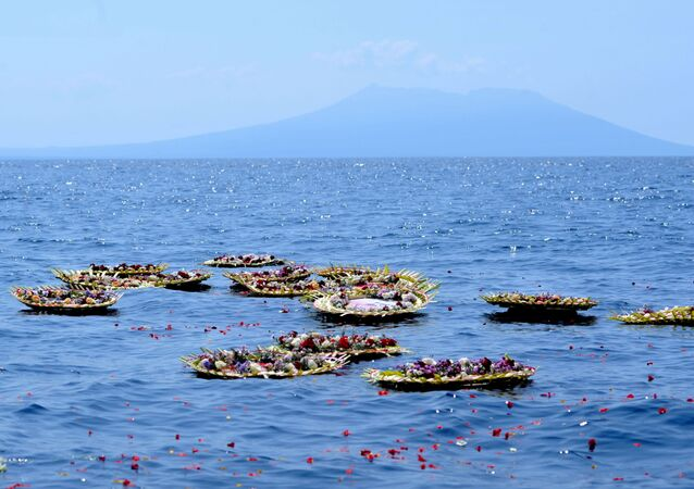 Endonezya'da batan denizaltı