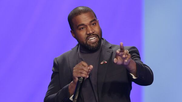 Kanye West - Sputnik Türkiye
