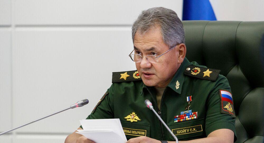 Şoygu: Rusya, sınırlarını korumak için gereken her şeyi yapacak