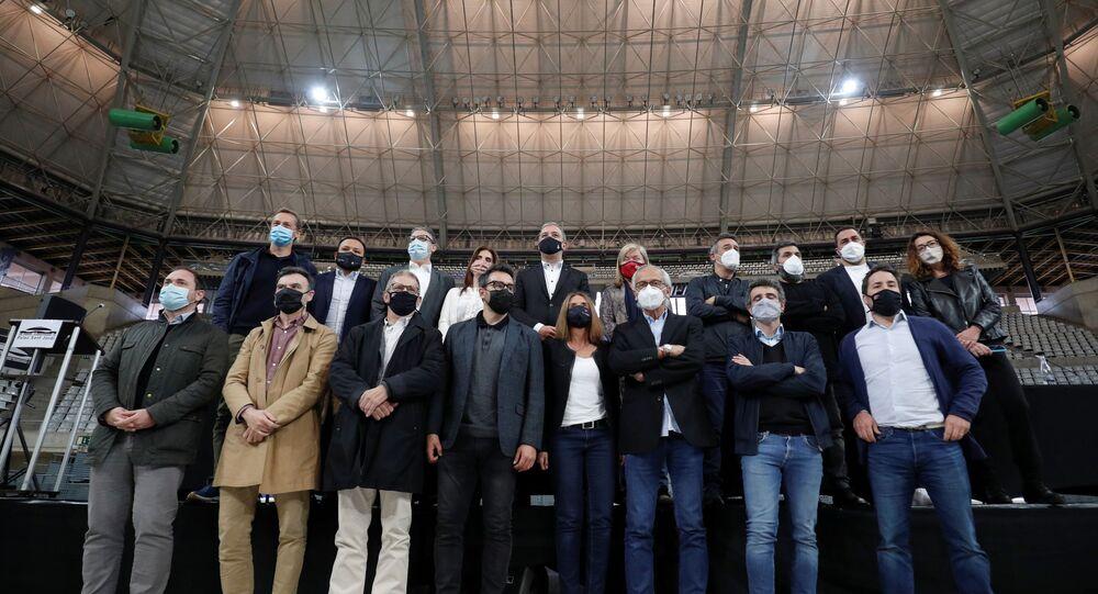 Barselona'da 5 bin kişilik sosyal mesafesiz konsere katılanlarda koronavirüse rastlanmadı