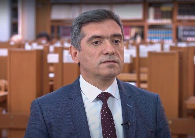 Prof. Dr. Haluk Selvi