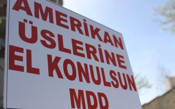 MDD Hareketi, Biden'ın 'soykırım' açıklamasını protesto etti - Sputnik Türkiye