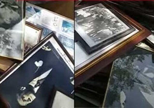 Denizli'de çöpte Atatürk posterleri bulundu: Okul müdürü görevden alındı