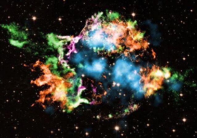 Süpernova patlama