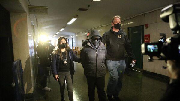 ABD'nin New York kentindeki hapishanede görevli Rebecca Hillman hakkında, gözetimindeki bir tutuklunun ölümü nedeniyle cezai ihmal suçlamasıyla dava açıldı. - Sputnik Türkiye