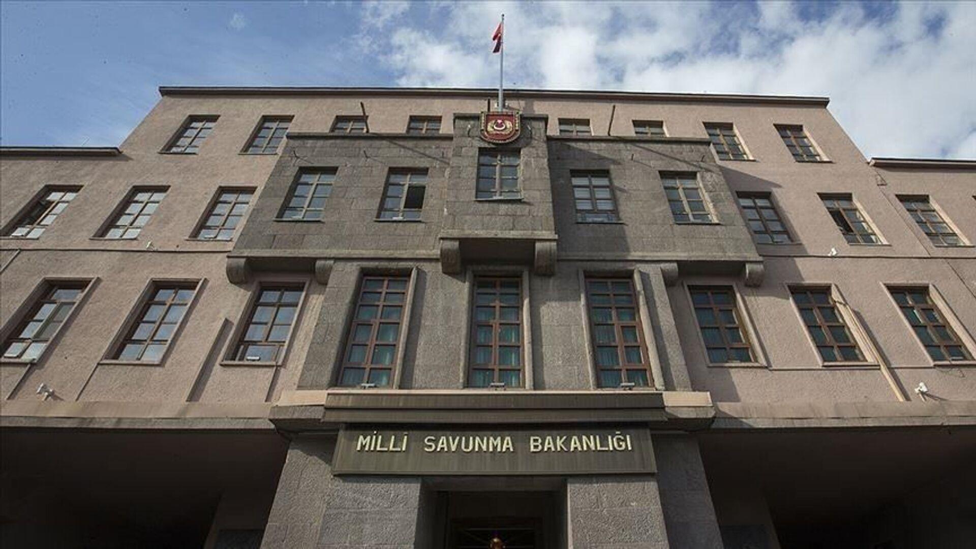 Milli Savunma Bakanlığı - Sputnik Türkiye, 1920, 26.07.2021