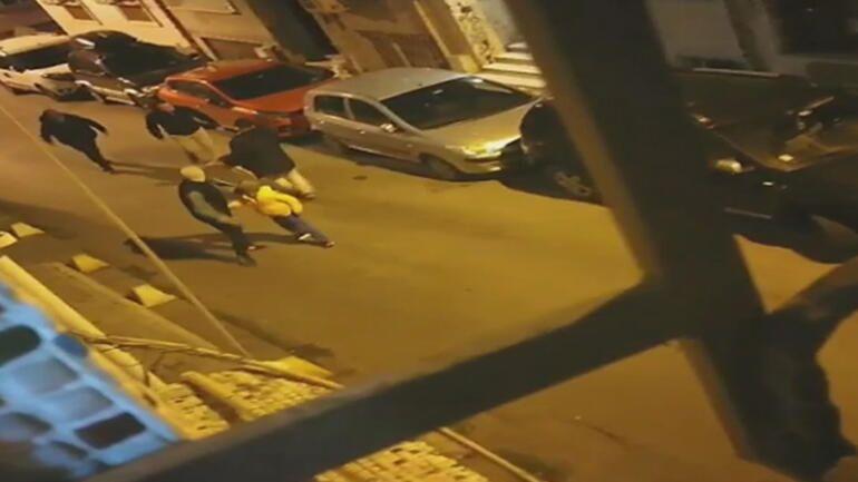Turistin davul bıçaklaması, Şişli