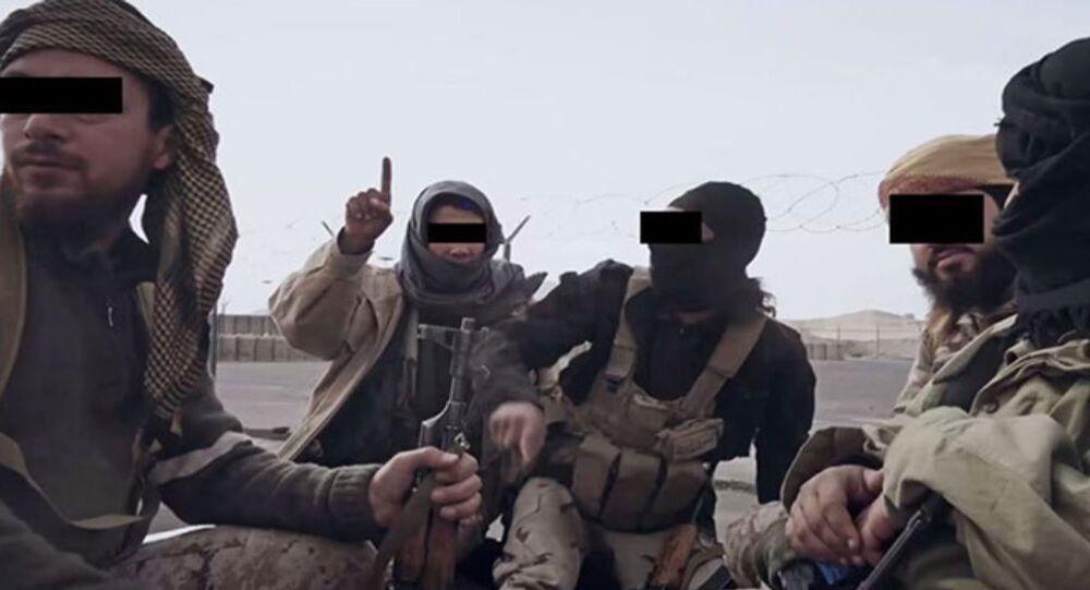 Eylem görüntülerinde yer alan 4 IŞİD'li, Sakaarya, gözaltı