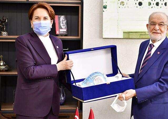 Akşener - Karamollaoğlu