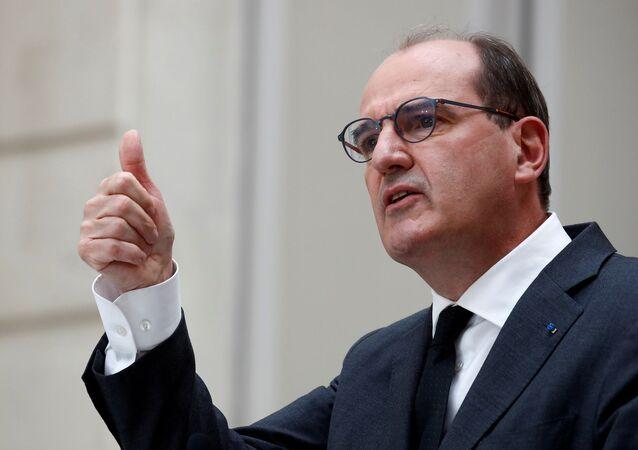 Fransa Başbakanı Jean Castex