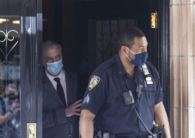 Eski ABD Başkanı Donald Trump'ın avukatı Rudy Giuliani'nin evinde Ukrayna soruşturması kapsamında arama yapıldı.