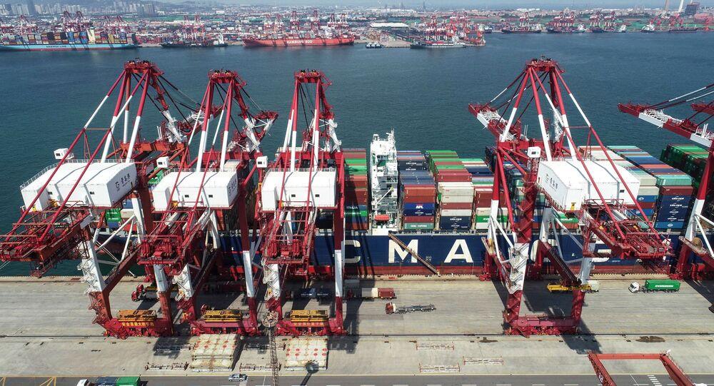 Çingdao Limanı