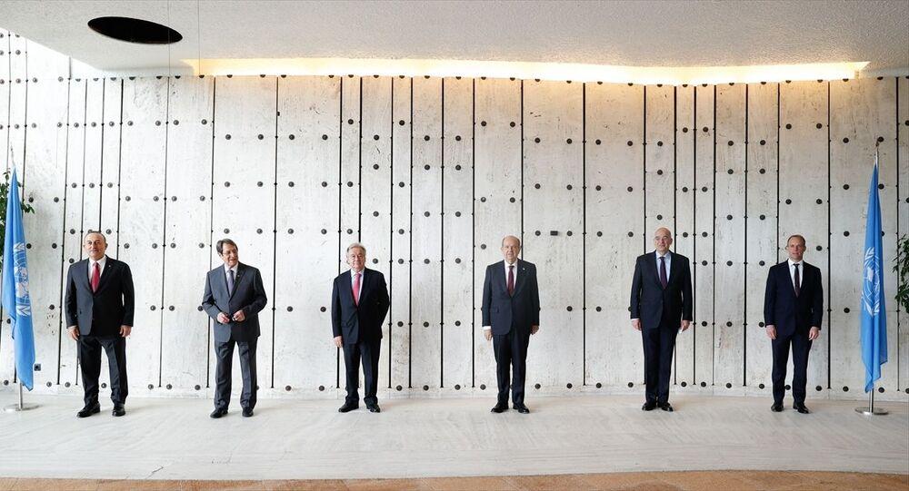 BM- Kıbrıs Konferansı