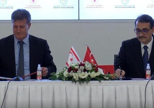 Türkiye ile Kuzey Kıbrıs arasında petrol ürünleri ticaretinde iş birliği anlaşması