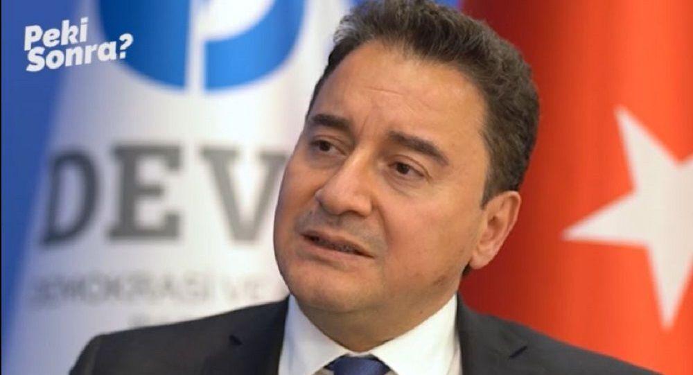 2018'de ortak aday çıkmadı, Türkiye 5 yıl kaybetti' diyen Babacan: Abdullah Gül'e teklif yapıldığında ben de masadaydım - Sputnik Türkiye