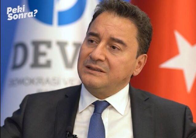 Ali Babacan-Adem Metan