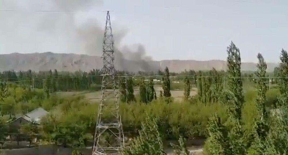 Tacikistan Kırgızistan