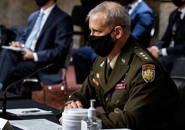 ABD Savunma Bakanlığı İstihbarat Daire Başkanı Korgeneral Scott Berrier